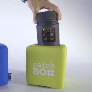 Catchbox Huren - Unieke Werpmicrofoon - Hit in Overijssel