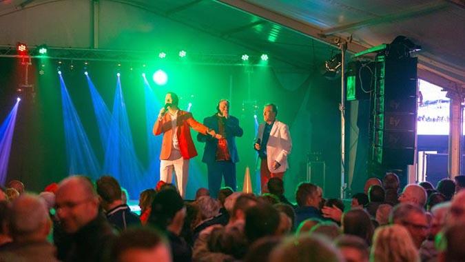 Geluid Verhuur Overijssel - Feesten en concerten