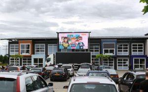 drive in of openlucht bioscoop huren in overijssel of gelderland