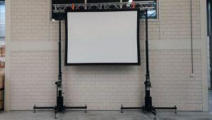 beamer en projectiescherm huren voor projecten in rijssen